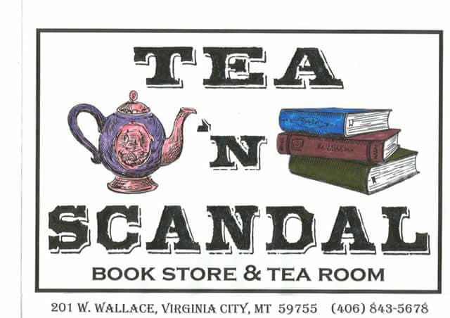 Tea 'N Scandal